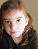 härligt barn Fotografering för Bildbyråer