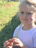 Härligt barn Royaltyfria Foton