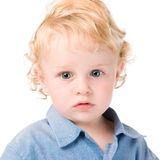 härligt barn little Royaltyfri Bild