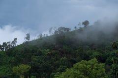 härligt berglandskap Royaltyfri Foto
