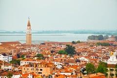 Härligt beskåda av Venedig royaltyfria bilder