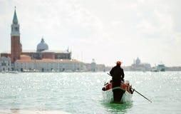 Panorama- Venedig beskådar Fotografering för Bildbyråer