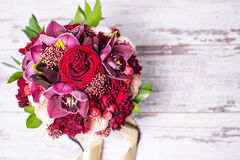 härligt blom- för ordning Fotografering för Bildbyråer