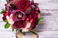 härligt blom- för ordning Royaltyfri Foto