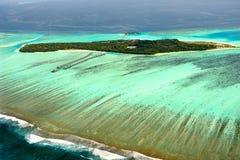härligt hav Arkivbilder