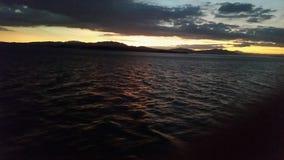 Härligt hav Royaltyfri Fotografi