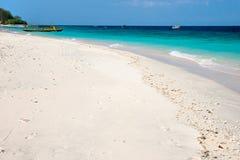 Härligt hav på Gili Meno, Indonesien. royaltyfria bilder