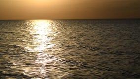 Härligt havslandskap av havet av Azov lager videofilmer