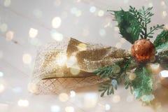 Härligt julband Royaltyfria Foton