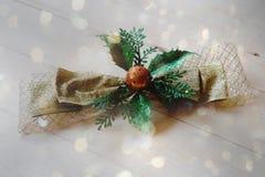 Härligt julband Arkivfoto