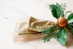 Härligt julband Arkivbilder