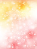 Härligt körsbärsrött träd royaltyfri illustrationer