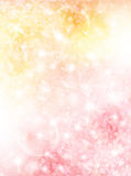 Härligt körsbärsrött träd stock illustrationer