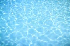 Härligt klart reflektera för havsvatten Royaltyfria Foton