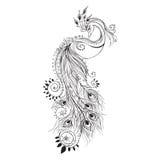 Härligt kort royaltyfri illustrationer
