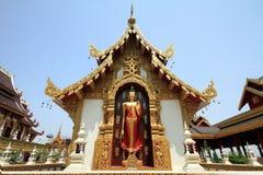 härligt kyrkligt thai Fotografering för Bildbyråer