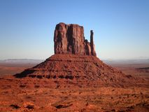 Härligt landskap Arizona Arkivfoton