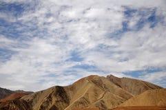 Härligt landskap av Kina Arkivfoto