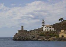 Härligt landskap i Majorca Royaltyfria Foton