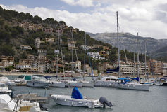 Härligt landskap i Majorca Royaltyfri Foto