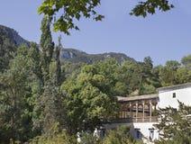 Härligt landskap i Majorca Royaltyfri Bild
