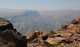 Andes berg beskådar Arkivfoton