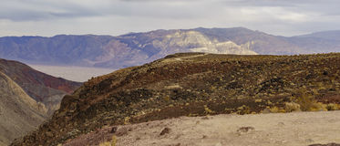 Härligt landskap runt om fältprästCrowley punkt royaltyfria bilder