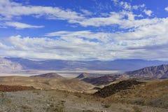 Härligt landskap runt om fältprästCrowley punkt Arkivbild