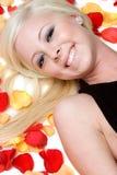 härligt leende fotografering för bildbyråer