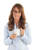 Kaffeavbrott Royaltyfri Bild