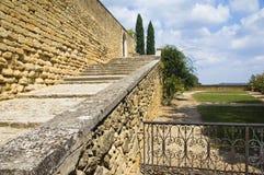 Härligt område av Provence Royaltyfri Bild