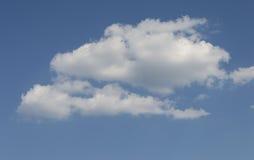 Härligt regionalt öga mot den blåa himlen Arkivbilder