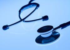 härligt stetoskop Royaltyfri Fotografi
