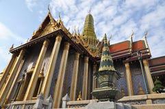 Härligt tempel Arkivfoto