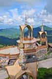 Härligt tempel Arkivfoton