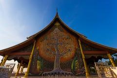 härligt tempel Royaltyfri Foto