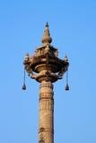 Härligt torn av en tempel Royaltyfri Foto