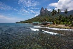 härligt tropiskt för strand Fotografering för Bildbyråer