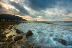 härligt tropiskt för strand Arkivfoton