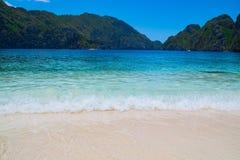 härligt tropiskt för strand Arkivfoto