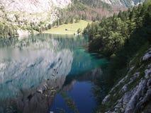 härligt vatten Arkivbilder