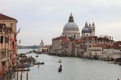 Härligt Venetian landskap, härliga Venedig royaltyfria bilder