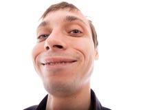 Hässlicher Mann Lizenzfreies Stockbild