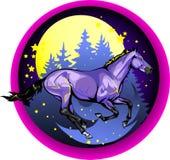 Häst Royaltyfri Illustrationer