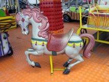 Häst barns konstruktion för lek Royaltyfri Foto