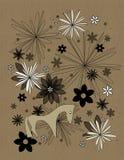 hästbild Vektor Illustrationer