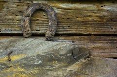 hästsko Royaltyfria Bilder