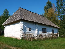 Häuschen, Kakonin, Polen Stockfotos