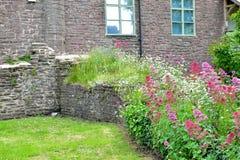 Häuschengarten Lizenzfreies Stockfoto