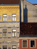 Häuser Lizenzfreie Stockfotografie